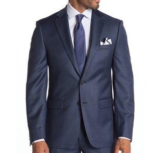 Calvin Klein 42R & also in 36S Men's Blue Jacket